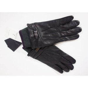 TED BAKER New Core Leather Glove M/L Smart Glove